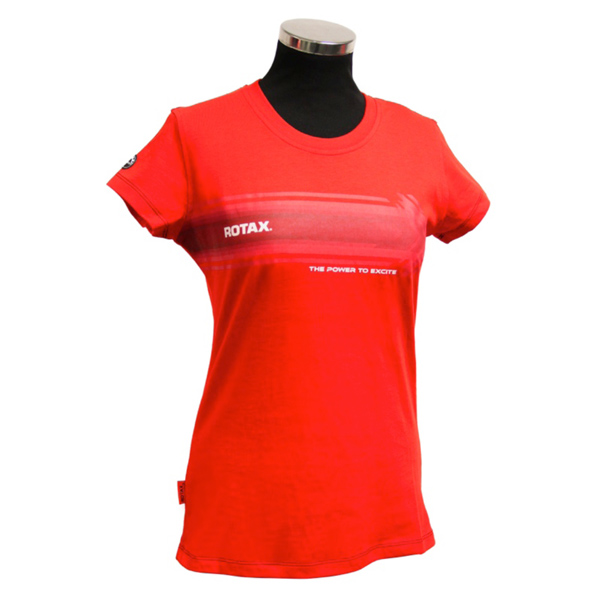 LADIES ARROW T-SHIRT RED